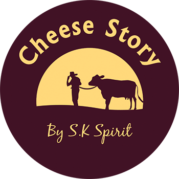 logo Cheese Story By SK spirit
