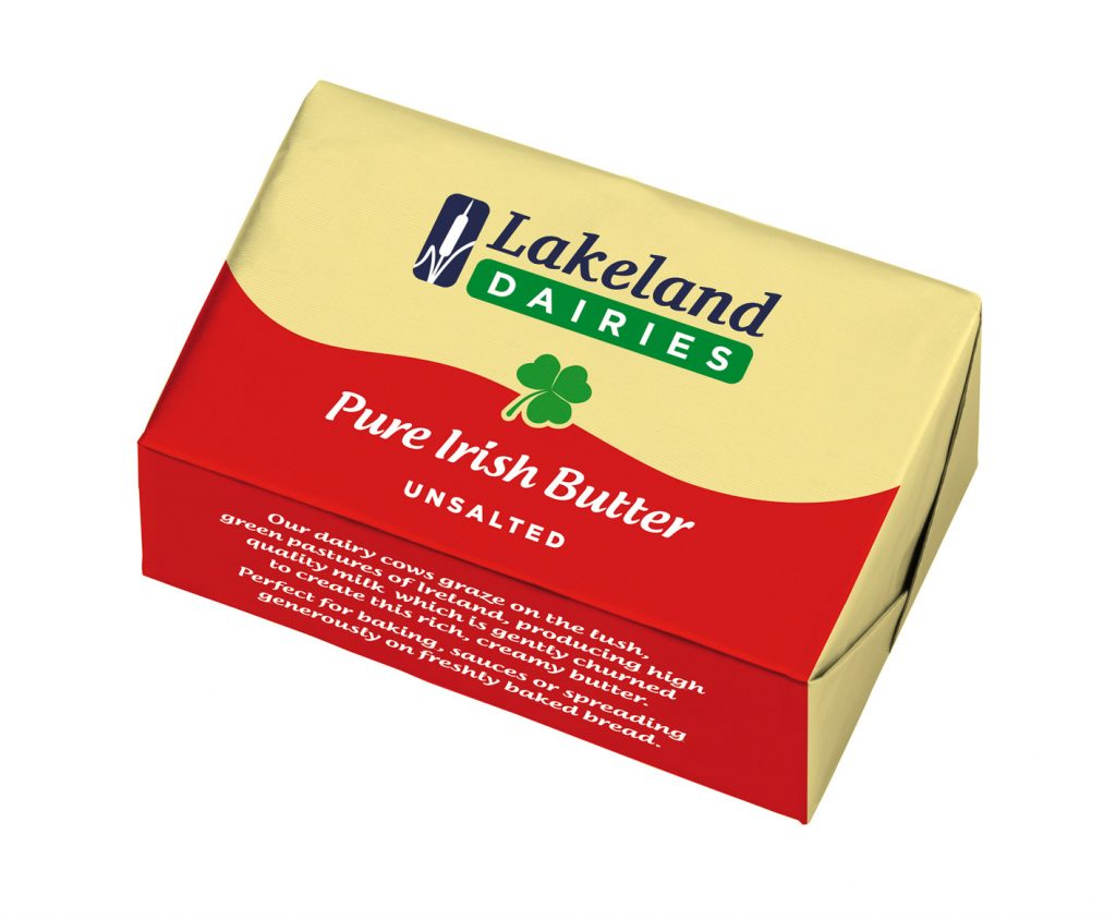 Quality butter 250 grams