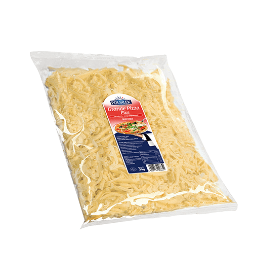 Grated cheese – Holland Hair: 2 kg pack