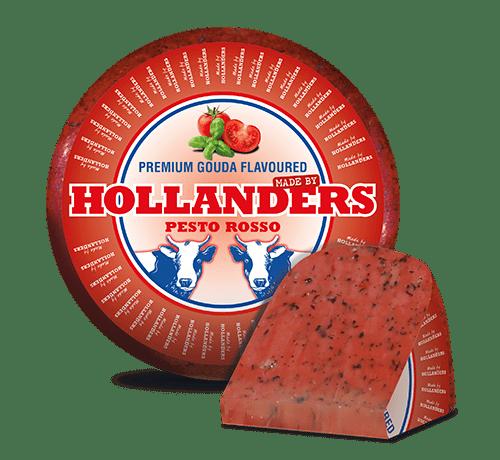 Hollanders Cow Pesto Rosso