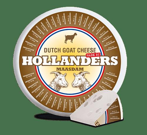Hollanders Goat Maasdam