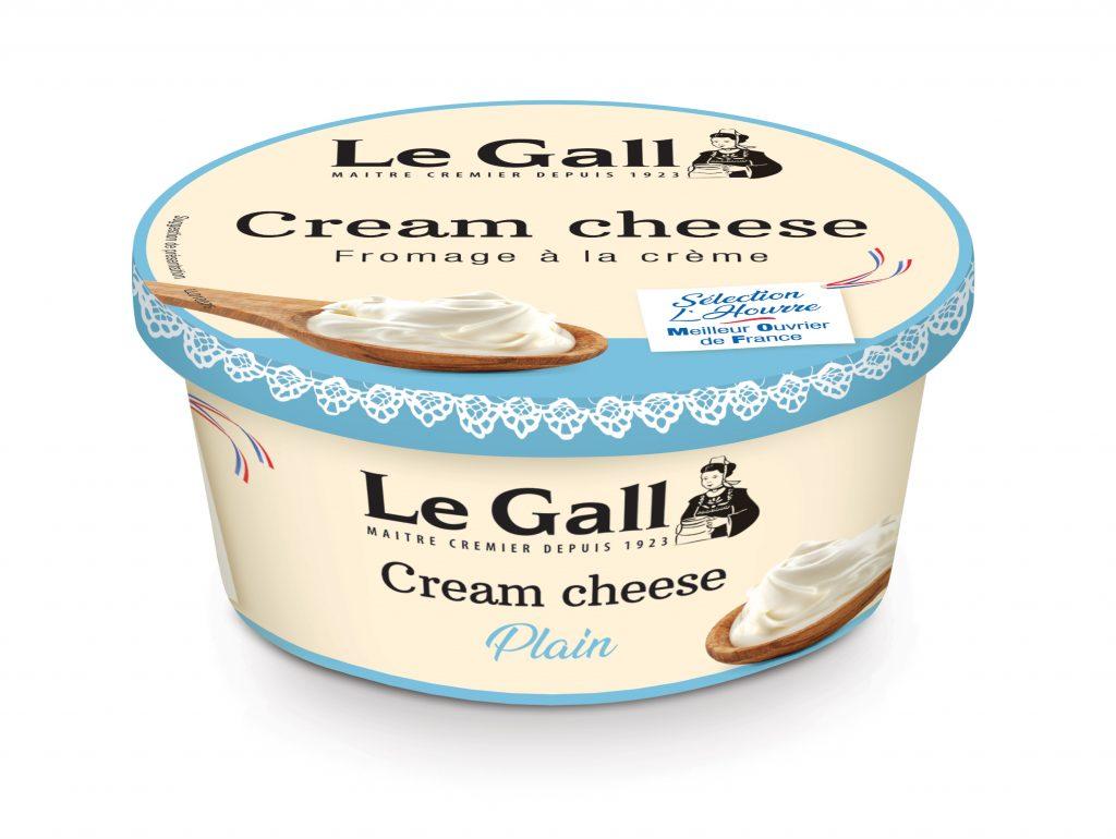 Natural cheese cream