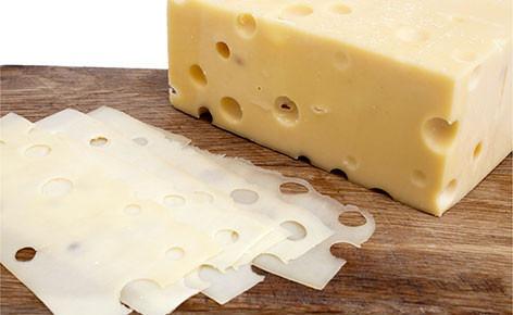 Emmental Block cheese